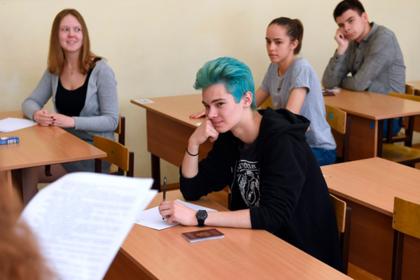 В России запретили выгонять школьников с уроков из-за внешнего вида