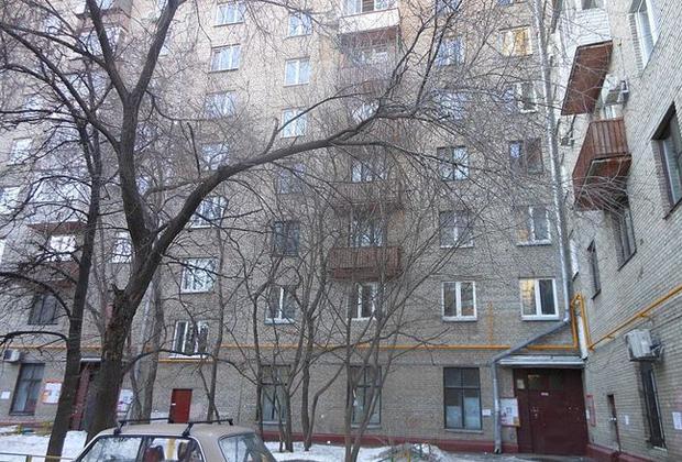 Дом, в котором Владимир Ионесян совершил свое первое убийство