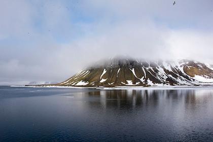 В Арктике нашли еще один остров