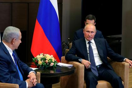 Путин поделился ожиданиями от выборов в Израиле