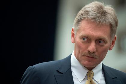 Кремль отреагировал на предложение сократить число полицейских