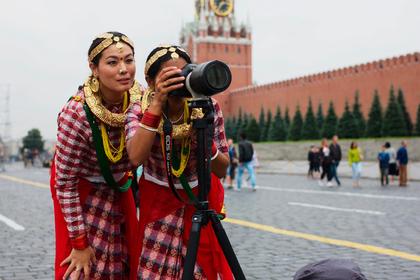 Иностранцы стали чаще приезжать в Россию