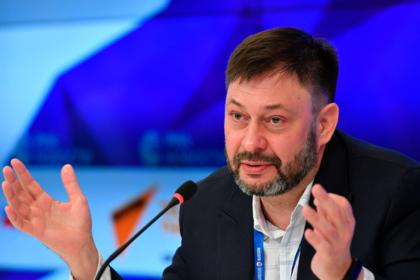 Вышинский заявил о госпитализации