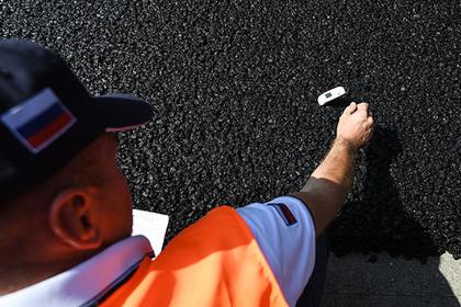 Оценено качество ремонта дорог в Сочи