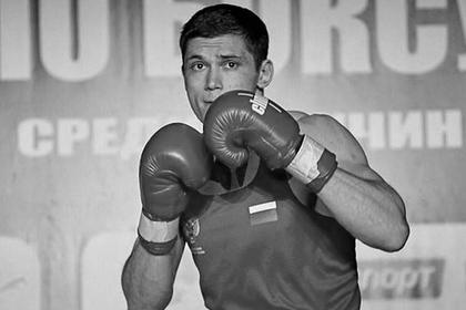 28-летний российский боксер умер на тренировке