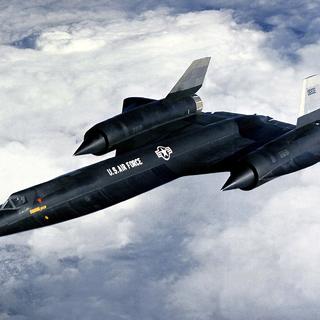 Самолет A-12 Oxcart