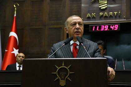Эрдоган отметил «искренний подход» России в вопросе поставок С-400