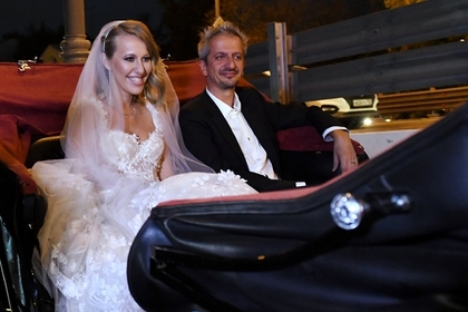 В РПЦ заговорили о сносе храма после венчания Собчак