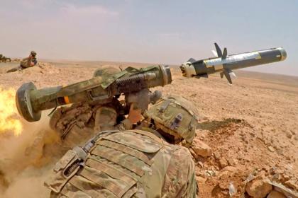 США раскрыли надежность украинских Javelin
