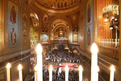 Русский экзархат в Европе приняли в РПЦ
