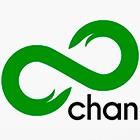 Логотип 8chan. Ресурс также получил название «Бесконечный чан»