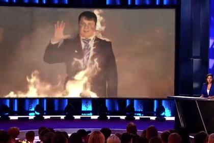 Comedy Club показал пародию на лицемерие российского телевидения