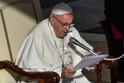 Папа Римский высказался против пожизненного срока для заключенных
