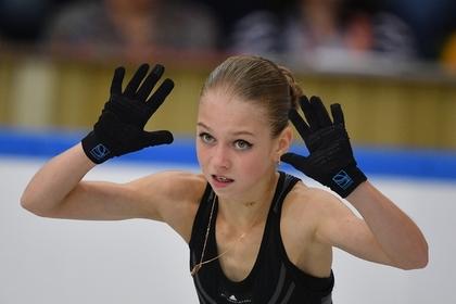 Российская фигуристка дважды попала в Книгу рекордов Гиннесса