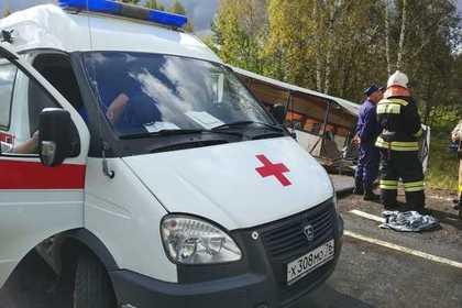 Число погибших в аварии под Ярославлем возросло