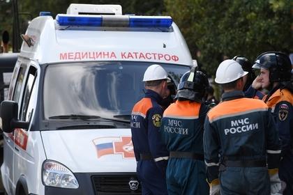 В российском жилом доме произошел взрыв