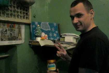 Сенцов оценил условия содержания в российской тюрьме