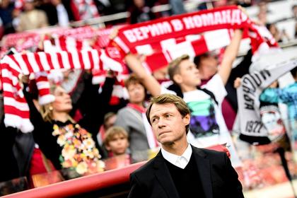 В «Спартаке» оценили возможность увольнения главного тренера