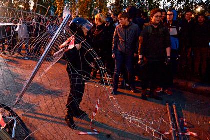 Участник акции против храма в Екатеринбурге получил полгода исправительных работ