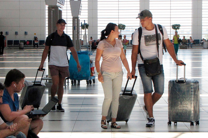 Раскрыты причины конфликтов россиян в отпуске