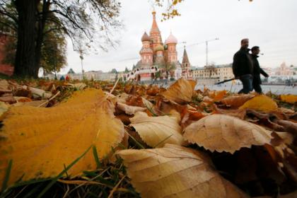 Названы сроки возвращения бабьего лета в Москву