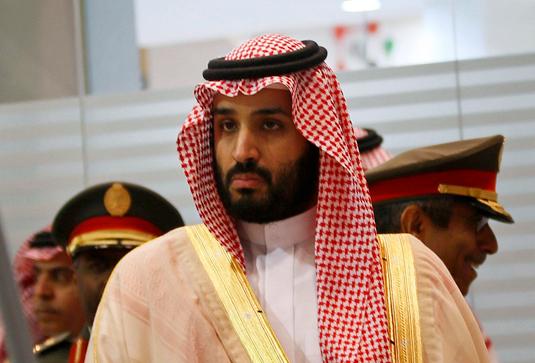 Кронпринц Саудовской Аравии Мухаммед ибн Салман Аль Сауд
