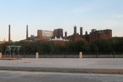 Старинный завод в Москве снесут ради «дома на ножках»