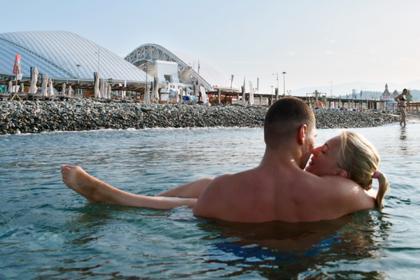 Россияне резко полюбили отдых в Сочи