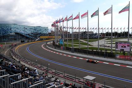 Сочи Автодром примет ВТБ Гран-при России «Формулы-1»