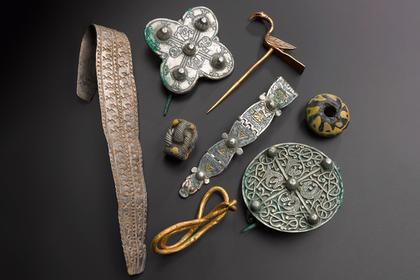 Церковь потребовала у кладоискателя сокровища викингов на миллион фунтов