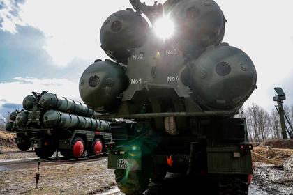Россия отгрузила Турции все проданные С-400