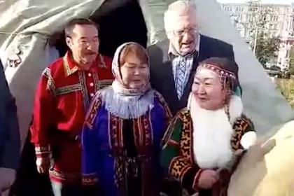 Жириновский сходил к шаманам и «избавился» от порчи