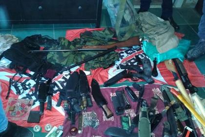 ФСБ поймала боровшуюся с евреями украинскую банду националистов
