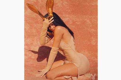 Опубликован снимок самой молодой миллиардерши в мире для Playboy