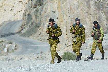 На границе Киргизии и Таджикистана произошла перестрелка со смертельным исходом