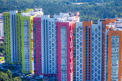 В московском районе рухнули цены на жилье