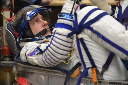Американский астронавт высказался о русской музыке на МКС