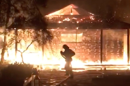 Под Киевом сожгли дом соратницы Порошенко