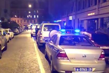 Полиция накрыла воровскую сходку в Петербурге