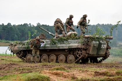 Украина нарушила условия бессрочного перемирия в Донбассе