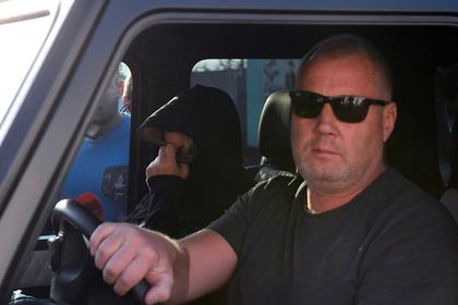 Полиция проверит отчима Кокорина после наезда на журналиста