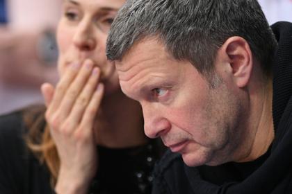 Соловьев раскричался из-за свадьбы Собчак и Богомолова