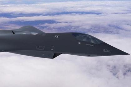 США решили заменить F-22 и F-35