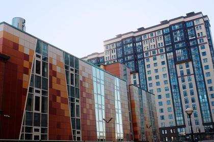 В Петербурге ввели в эксплуатацию рекордное количество жилья
