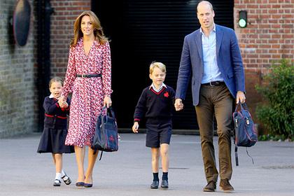 Дочь британского принца проболталась об очередной беременности матери