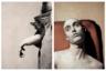 Если не сильно вглядываться в работы фотографа Кристофера Смита, можно подумать, что на каждой из них изображен разный человек: то грустный Пьеро, то католический священник, то жертва убийства. Однако на всех этих фото запечатлен сам Смит. Все свои работы он создает не в специально оборудованной студии, а в своей маленькой спальне, в родном портовом городке в Южной Африке. «У меня там есть только три места для съемки: кровать, пространство рядом с кроватью или рядом с полкой», — описывает фотограф свои стесненные условия, которые отнюдь не помешали ему прославиться.