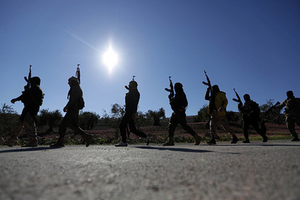 «Исламское государство» вновь напало на Сирию