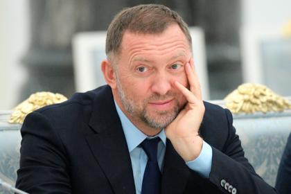 Дерипаска подал иск к западным СМИ в краснодарский суд