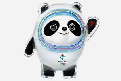 Показан талисман Олимпиады-2022