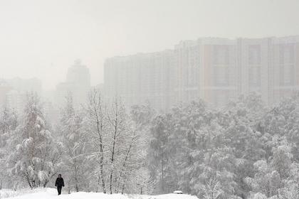Сильный снегопад признали поводом прогулять работу